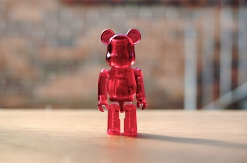 M&W Photos - Bearbrick Red - Check out some more of my photos here.