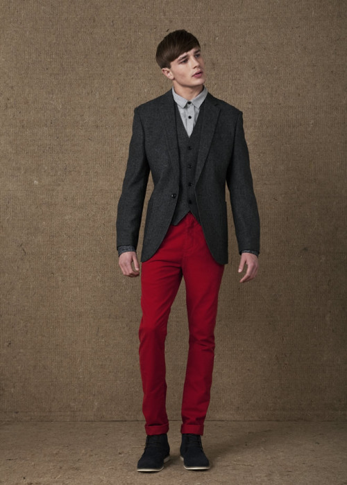 eyegasmgalore:  Jed Texas for Primark FW 2012