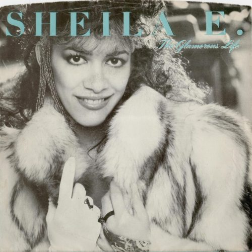 "My favorite singles of the 1980's - Sheila E. ""The Glamorous Life"""