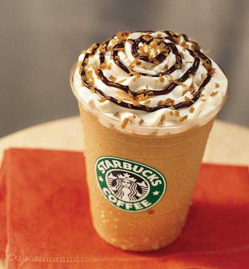 yummaystuff  starbucks chocolate frappuchino.