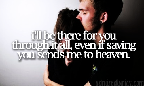 admiredlyrics:  Your Guardian Angel - The Red Jumpsuit Apparatus