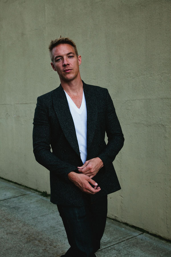 SHANE MCCAULEY x DIPLO in NYC 2012
