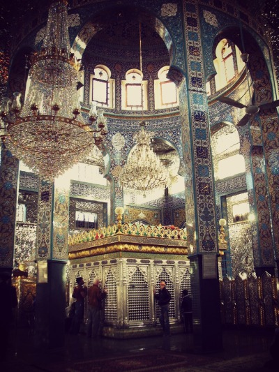 antieverythingism:  Shrine of Sayyidah Zeinab [as].