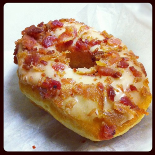 #breakfastbrag #bacon (Taken with Instagram)