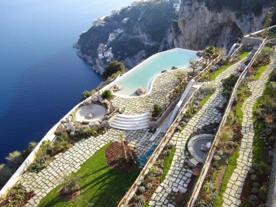 vogue:  A 17th-century Monastery Turned Spa on the Amalfi CoastSee the slideshow on Vogue.com