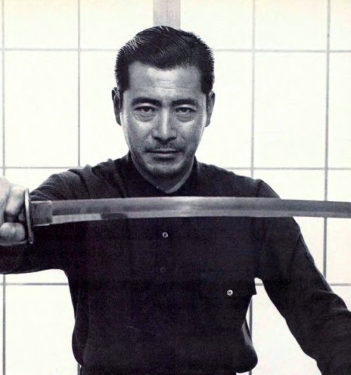 coffee-for-two:  Toshiro Mifune, 1963  I logged in for the first time in months just to reblog this.