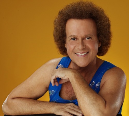 "Happy Birthday Milton Teagle ""Richard"" Simmons (born July 12, 1948)"