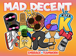 pitchfork:  This summer's series of free Mad Decent Block Parties will hit five North American cities and include performances from Major Lazer, Spaceghostpurrp, Mr. Muthafuckin' eXquire, Riff Raff, Lunice, Jacques Greene, Bonde Do Rolê, Zebra Katz, and many more.  Say what?!