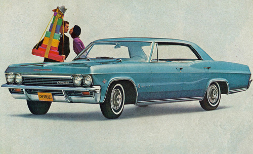 1965 Chevrolet Impala Sport Sedan   by coconv on Flickr.1965 Chevrolet Impala Sport Sedan