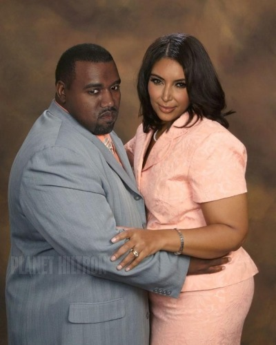 Kanye West & Kim Kardashian 20 Years From Now