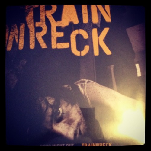 Fuck yes! #vinyl #boysnightout #trainwreck #amazing #album #sex (Taken with Instagram)