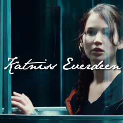 30 Days of Awesome Teen Girls, Day 10: Katniss Everdeen from The Hunger Games.