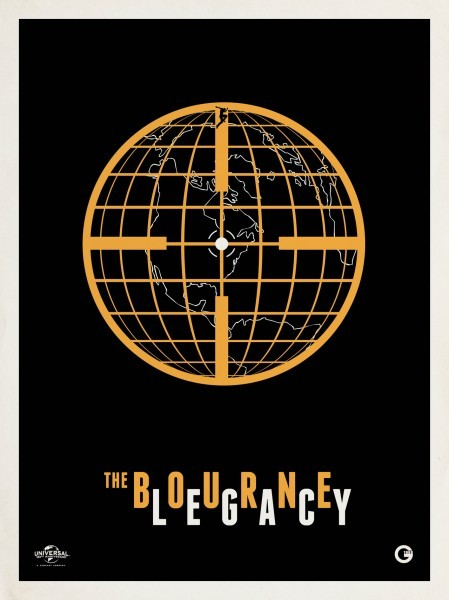 tv spot at The Bourne Legacy, Vintage Poster and New TV footage from Comic-Con 2012