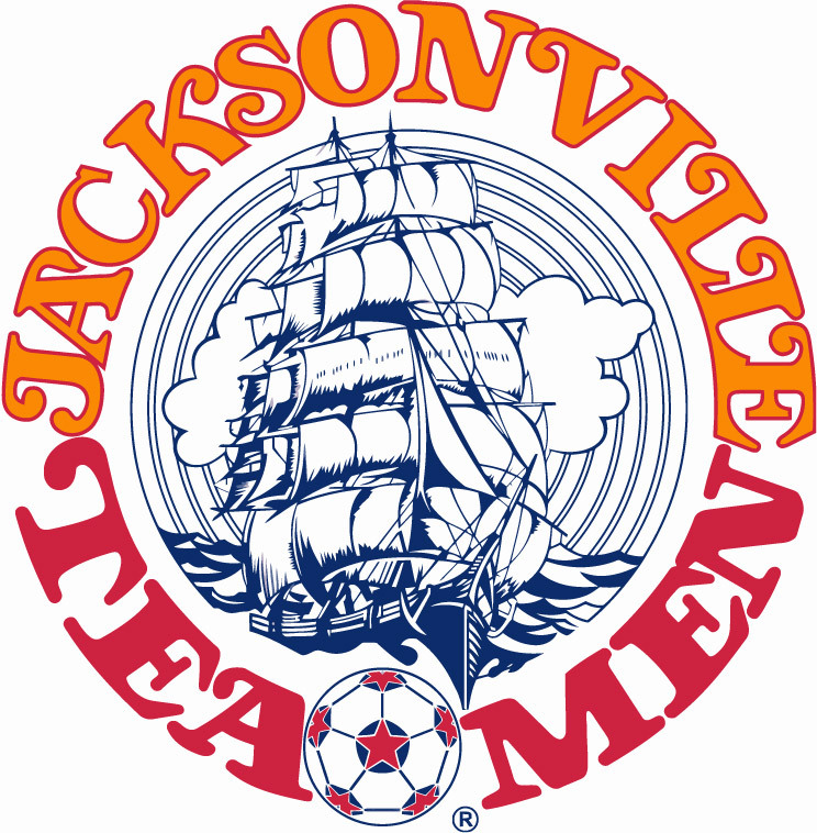 The Jacksonville Tea Men played in the NASL from 1980-82, the first professional soccer team in the city and its first major sports franchise. Their name originated in New England, with the club owned by the tea company Lipton.