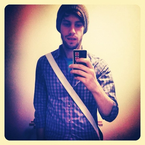 L'hipster de goofball. (Taken with Instagram)