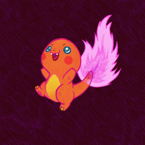 paperbeatsscissors:  I actually had a Charmander named Pinkie.