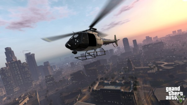 gamefanatics:   Rockstar Teases with Two New GTA V Screenshots