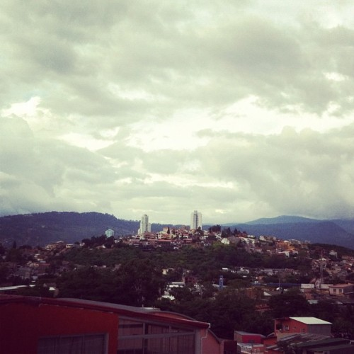 Just #Tegucigalpa #honduras #landscape  (Taken with Instagram)