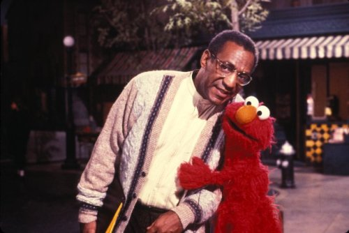 "Bill Cosby on ""Sesame Street"""