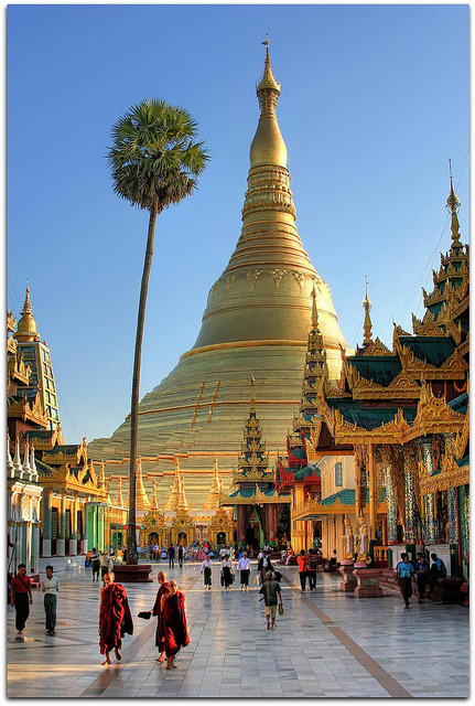 Spiritual Wonder of the World | Shwedagon Paya (Pagoda) | Yangon by I Prahin | www.southeastasia-images.com on Flickr.