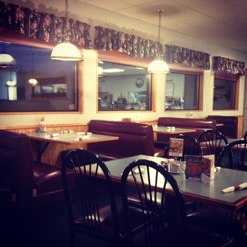Solitude (Taken with Instagram at Countryside Restaurant)
