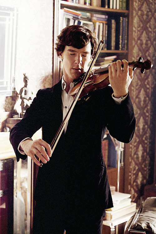 bakerstreetbabes:  *cough* Violin feelings.