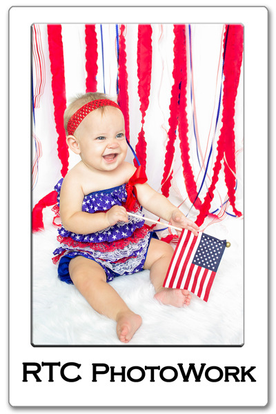 RTC PhotoWork:  Vivi Keller Fort Worth 9 Months Origins Baby Photographer