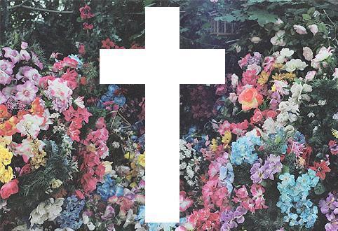 white cross on Tumblr