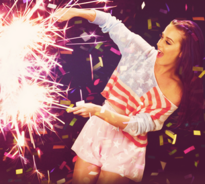 were-all-you-got:  Just own the night like the 4th of July. ♥  It should be illegal to be this gorgeous y'all don't you think? ♥