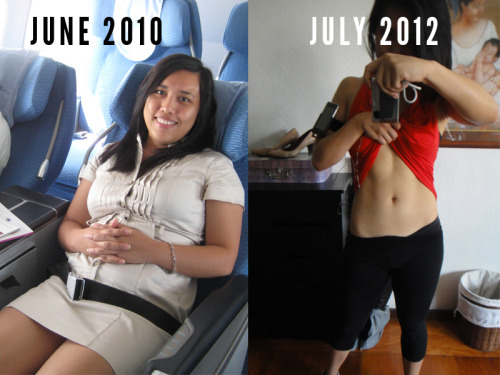 summerskinny25:  in-skin:  check it out, ya'll! my stomach used to be an armrest! i decided to start taking care of myself in 2011, and it's one of the best decisions i've ever made. :) haven't looked back since! i love working on being the best person i can possibly be. if you don't think you can do it… well, you're just being silly.  ^THIS