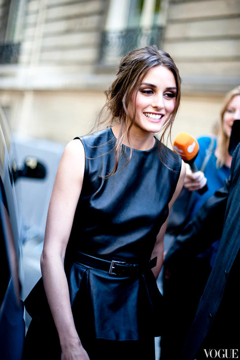 glamtimechic:  s-tatue:  missjennaleencherie:  Olivia Palermo  she's always looking flawless  Please check out and Follow my fashion blog to support. Thegameofdressup.blogspot.com