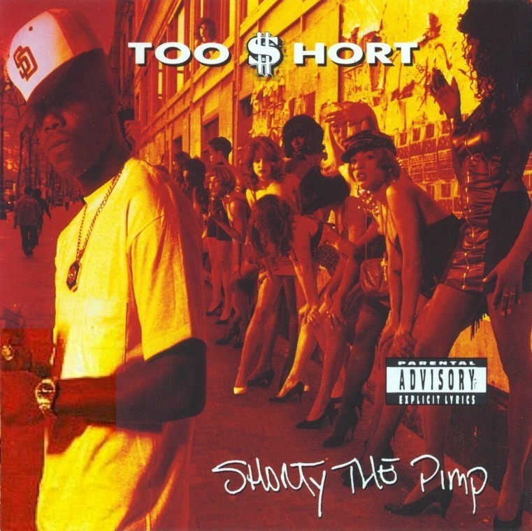 20 YEARS AGO TODAY |7/14/92| Too $hort released his seventh album, Shorty the Pimp, on Jive Records.