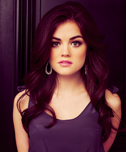 1/100 favorite pictures of Lucy Hale.