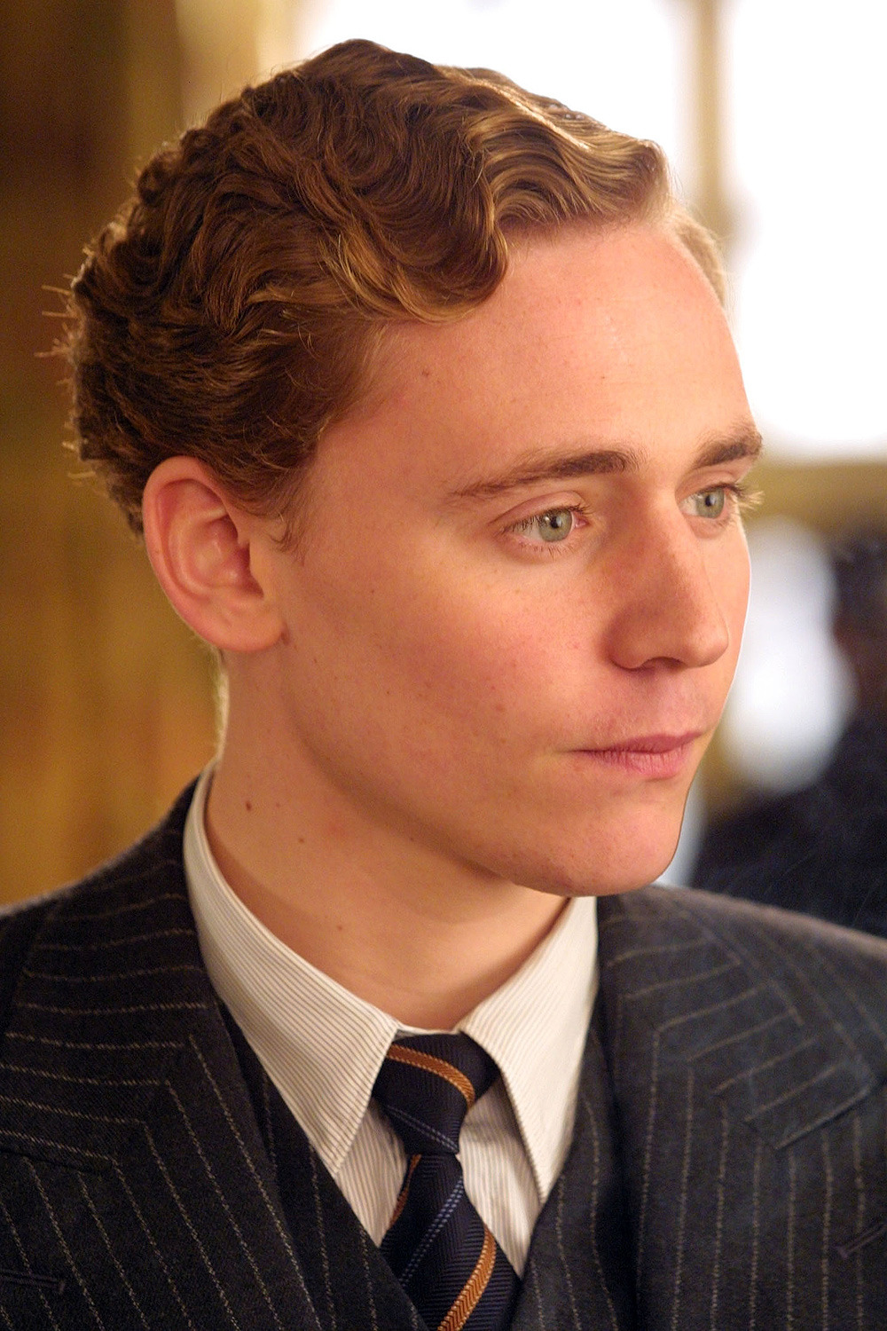 hope72:  Tom Hiddleston in The Gathering Storm HQs