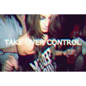 i want u to take over control