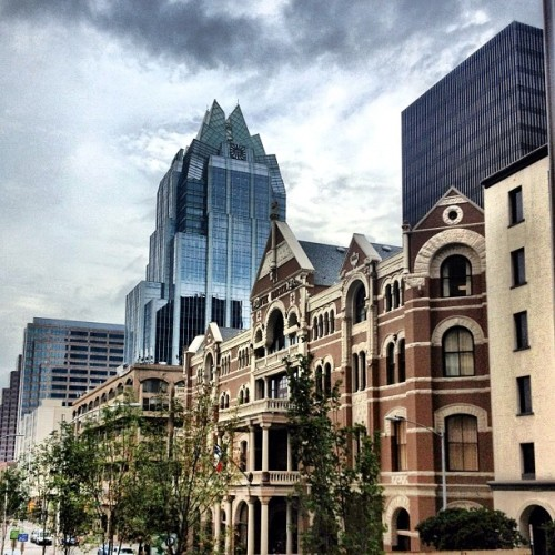 Austin can be so pretty.  (Taken with Instagram)
