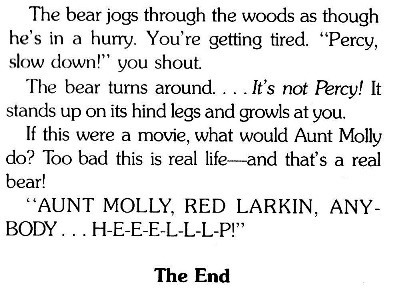 (from Choose Your Own Adventure for Younger Readers #41: The Movie Mystery, 1987)