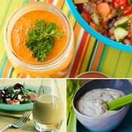 carrosblog:  10 homemade dressing 10 homemade dressings for healthier salads, http://pinterest.com/pin/49469295877573636/