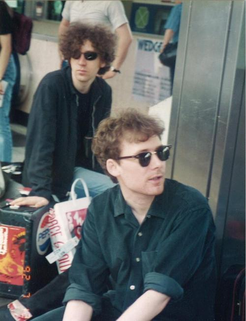 The Jesus & Mary Chain… in broad daylight!