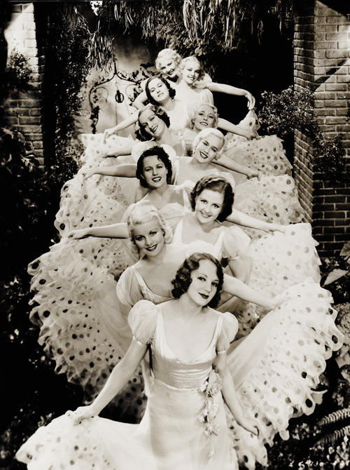 The Goldwyn Girls in The Kid From Spain (1932)