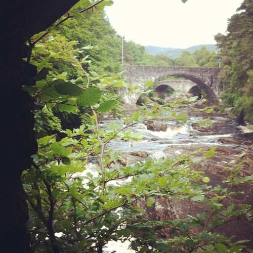 Taken with Instagram at The Old Bridge