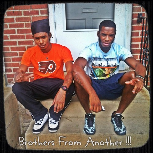See @thegreat_kali This My Bro Dnt Let Nothing Come Between Us !!! 💯 (Taken with Instagram at #PaperChaser💰💰💰)