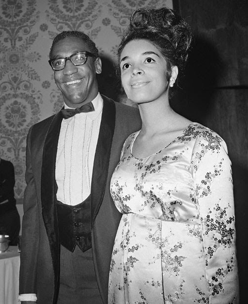 love2sepia:  Happy 75th Birthday Bill Cosby! With wife, Camille. Married 48 years.