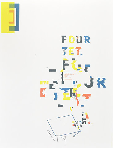 ffffffound:  Four Tet / Matthew Dear — Sonnenzimmer