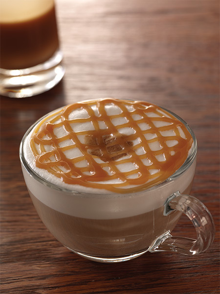 caramel coffee- drooling? then you'll like these:- http://yummmaystuff.tumblr.com/