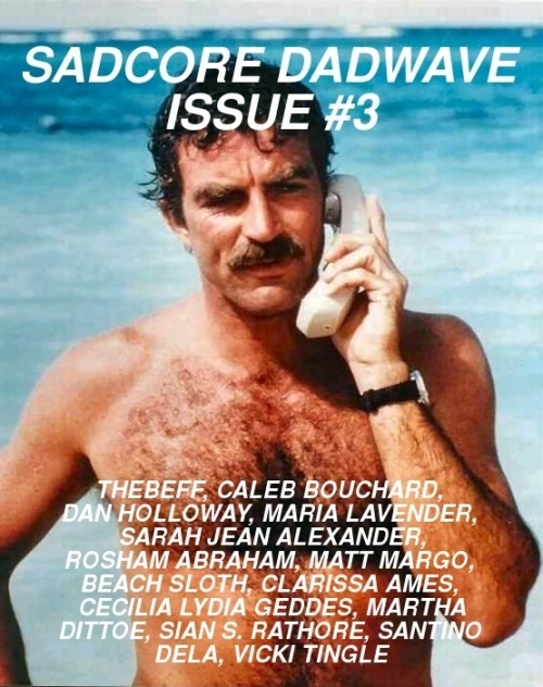 SADCORE DADWAVE ISSUE #3 NOW OUT