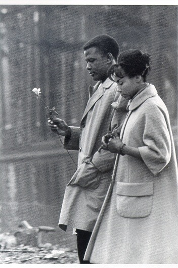 oldloves:  Diahann Carroll & Sidney Poitier  They were also having an affair in the 1960s.