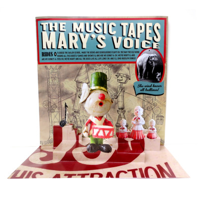 You can now preorder Mary's Voice from Merge Records!