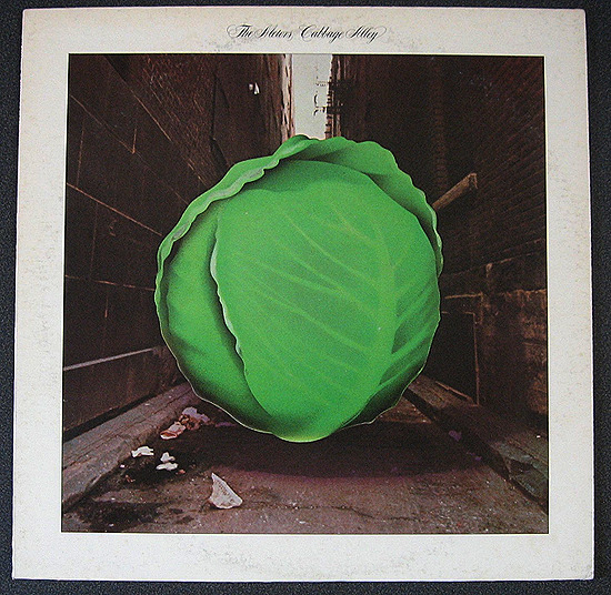 "The Meters ""Cabbage Alley"" LP - Reprise Records, US (1972)."