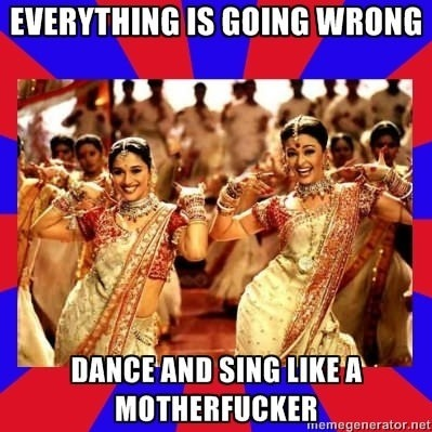redniinder:  Bollywood logic…